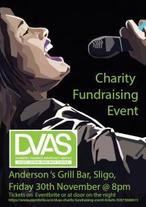 DVAS fundraising event Anderson's grill bar sligo